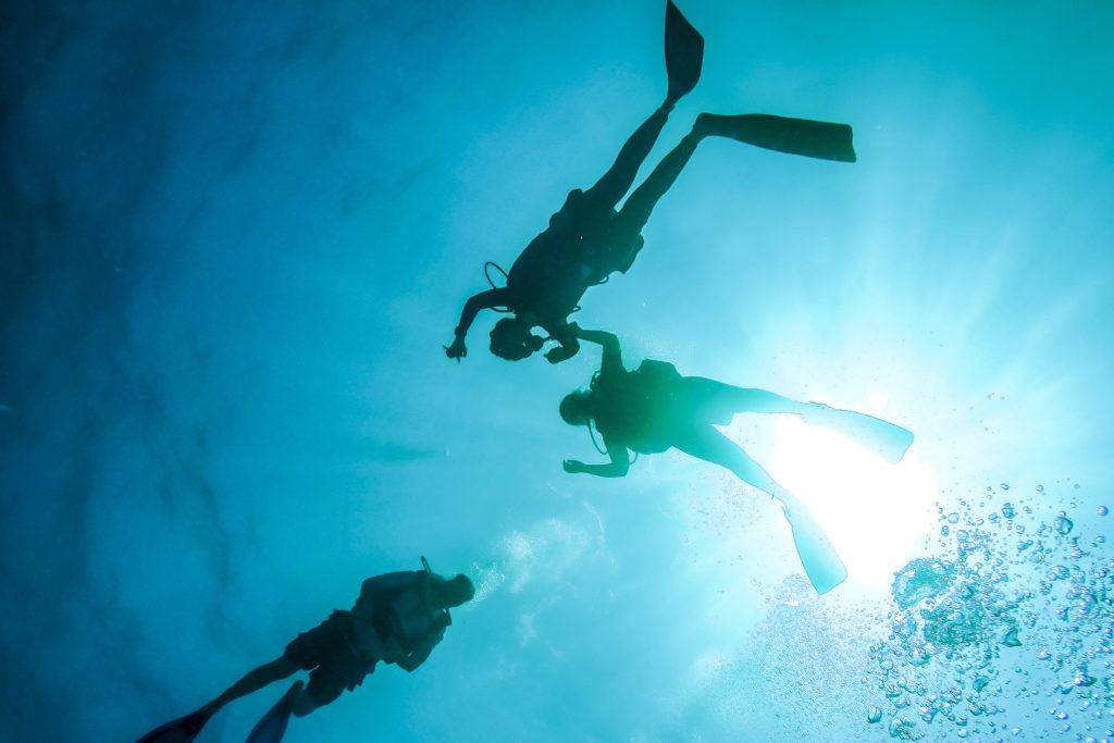 PADI Rescue diver course Tulum